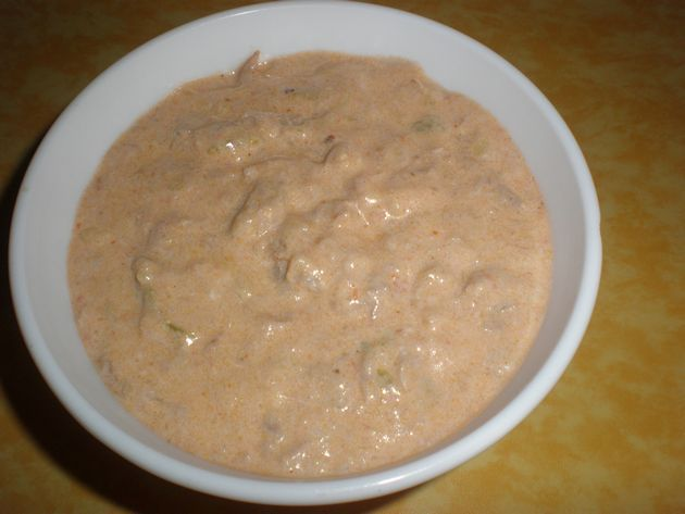 pieuc - Salsa de calabacines