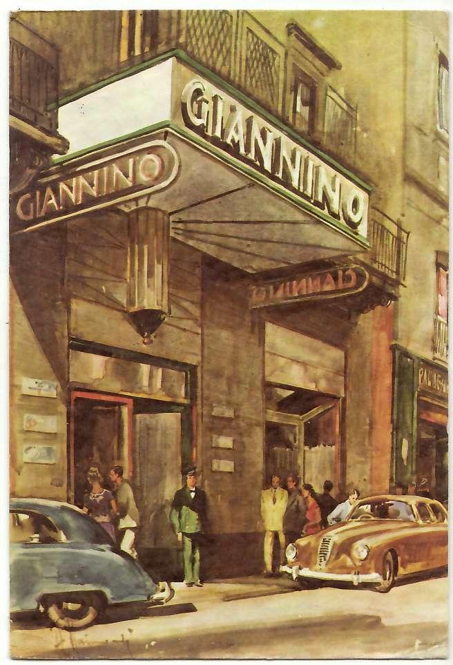 Milano ristorante giannino 22990 ebay - Ristorante la finestra padova ...