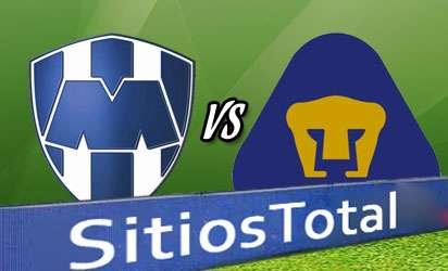 Monterrey vs Pumas En Vivo