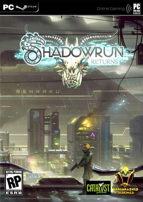 Shadowrun Returns - FLT - Tek Link indir