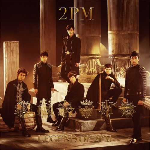 [Album] 2PM - LEGEND OF 2PM